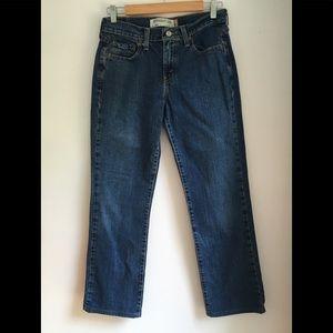 Levi's 505 Straight Leg Jeans Sz 4 Short